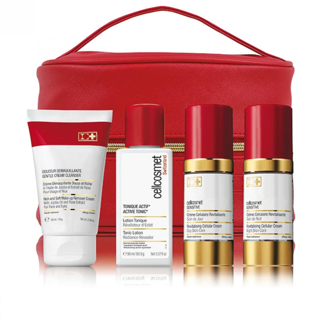 Набор «Программа для чувствительной кожи»