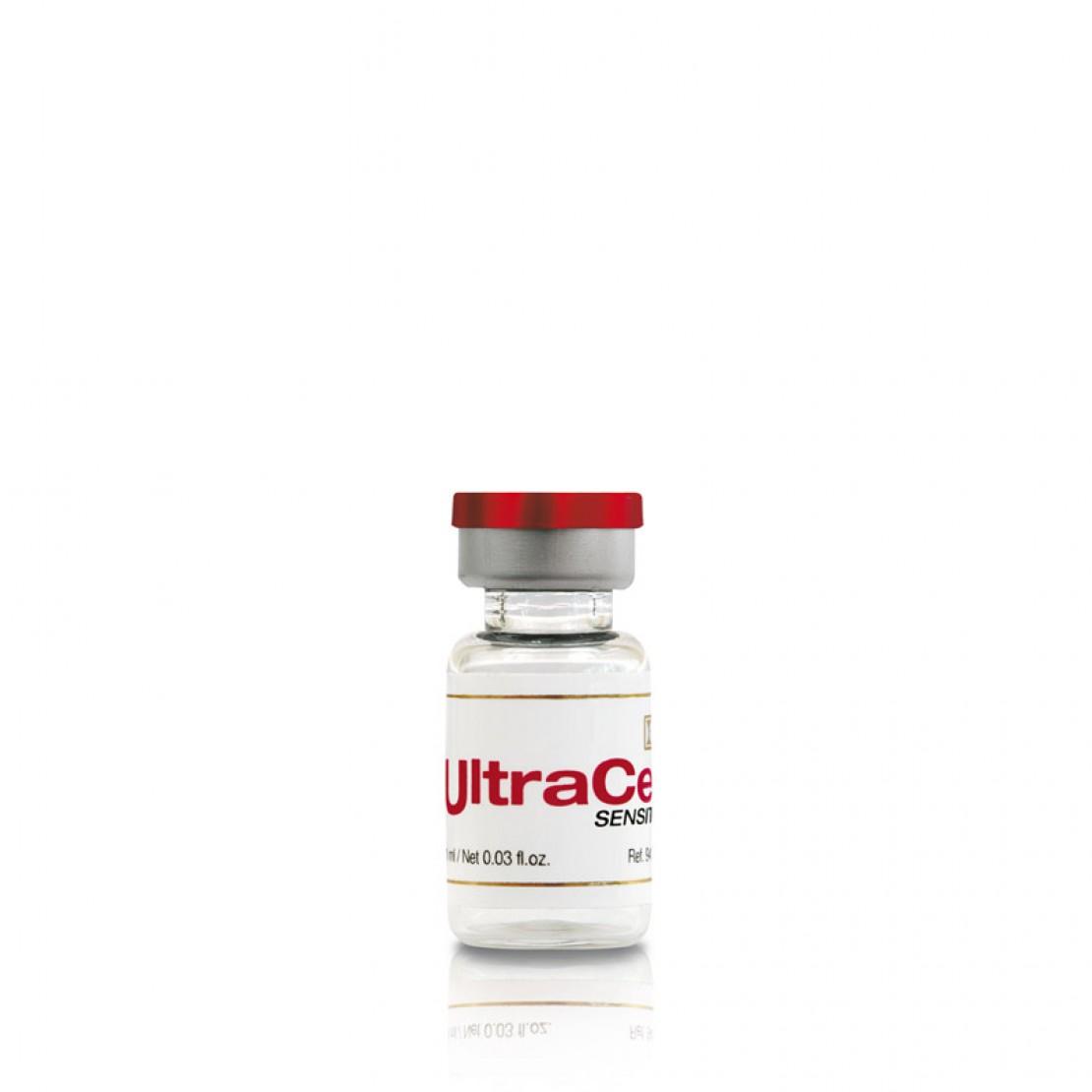 Интенсивная ревитализирующая клеточная сыворотка «Ультрасэлл» для чувствительной кожи